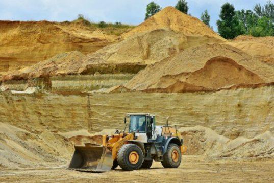 Mineralrohstofferzeugung